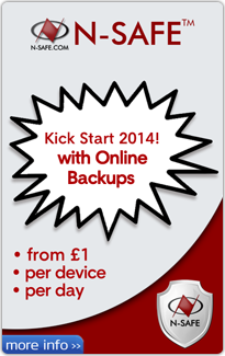 Enterprise Backup Solution Islington